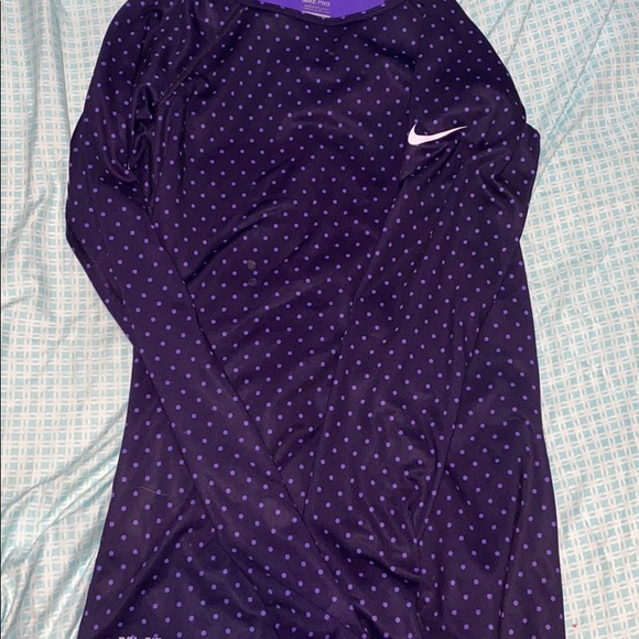 Nike Tops - Nike pro dri-fit long sleeve